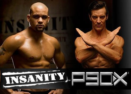 THE HYBRID EFFECT: P90X/Insanity, P90X/BBL and Insanity